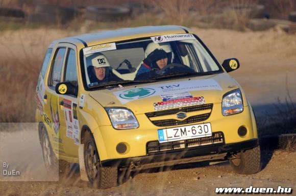 16. Mikulás Rallye